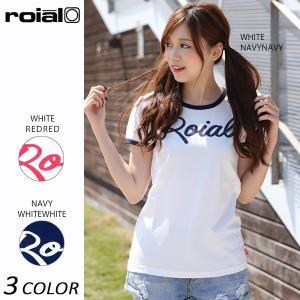 【数量限定】 レディース 半袖 Tシャツ roial ロイアル GTS375 EE2 E13|murasaki