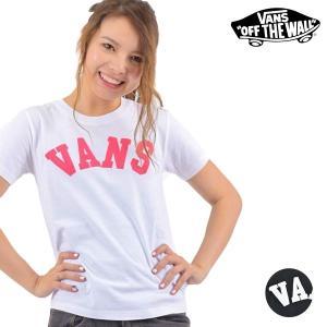 レディース 半袖 Tシャツ VANS バンズ VA17SS-GT06 EE1 B27|murasaki