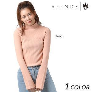 【数量限定】 レディース トップス AFENDS アフェンズ Peachy-Fashion Tops 50-09-027 EE3 I16|murasaki