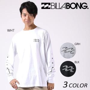 メンズ 長袖 Tシャツ BILLABONG ビラボン AH012-052 EX3 H22|murasaki
