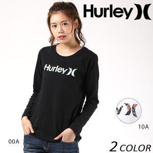 レディース 長袖 Tシャツ Hurley ハーレー GTLSOAVF7 EE3 H30|murasaki