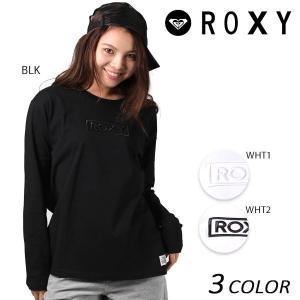 レディース 長袖 Tシャツ ROXY ロキシー RLT174028 EX3 I6|murasaki
