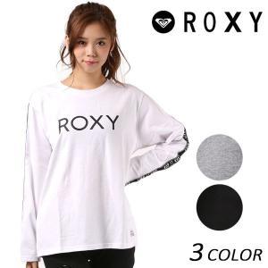 レディース 長袖 Tシャツ ROXY ロキシー RLT174604T EX3 I27|murasaki