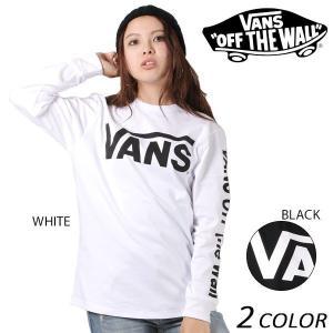 レディース 長袖 Tシャツ VANS バンズ VA17FW-GT51MS EE3 I10|murasaki