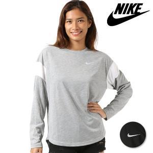 レディース 長袖 Tシャツ NIKE ナイキ 930286 フィットネス FF3 G23|murasaki