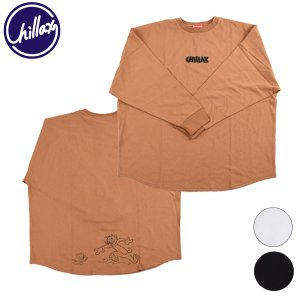 SALE セール レディース 長袖 Tシャツ CHILLAX チラックス TOM CHILX LS ...