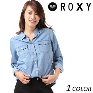 レディース 長袖 シャツ ROXY ロキシー GRJWT03064 EX3 J16|murasaki