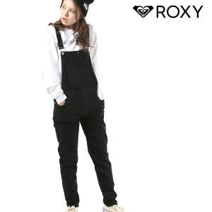 SALE セール レディース サロペット ROXY ロキシー ERJDP03199 カジュアル ロンパン ロングパンツ オーバーオール 黒 ブラック FX3 H30|murasaki