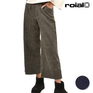 SALE セール レディース ロングパンツ roial ロイアル R803GWP01 8分丈 FF3 J22|murasaki