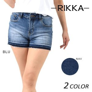SALE セール レディース ショートパンツ RIKKA リッカ 170028 EE1 E27|murasaki