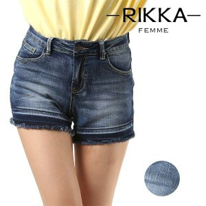 SALE セール レディース ショートパンツ RIKKA FEMME リッカファム R18S3302 FF1 F8|murasaki