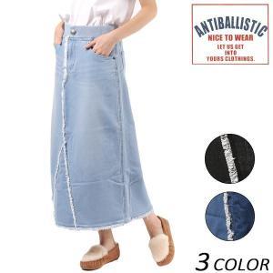 SALE セール レディース ロング スカート ANTIBALLISTIC アンティバルリスティック CYG2352 EE3 J2 murasaki