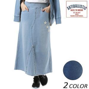 SALE セール レディース ロング スカート ANTIBALLISTIC アンティバルリスティック 181AN216006 FF1 A11|murasaki