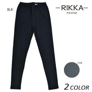 レディース レギンス RIKKA FEMME リッカファム 171007 EE3 I15|murasaki