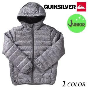 キッズ ジャケット QUIKSILVER クイックシルバー EQBJK03124 EX3 J24 murasaki