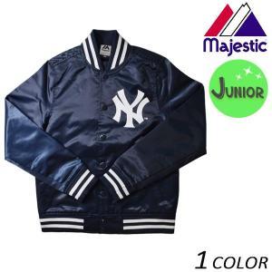 キッズ ジャケット Majestic マジェスティック MM23-NYK-7FMS04 EX3 J22|murasaki