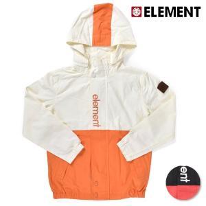 キッズ ジュニア ジャケット ELEMENT エレメント AI026-755 130cm〜160cm FX3 I25|murasaki