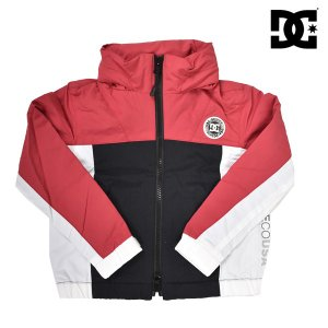キッズ ジュニア ジャケット DC ディーシー 7110J971 100cm〜160cm アウター 男の子 カジュアル 春 冬 ブルゾン ジャンパー GX1 A11 MM|murasaki