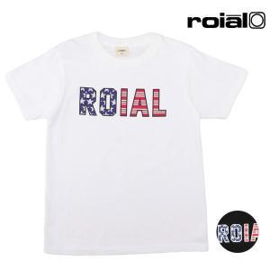 SALE セール キッズ 半袖 Tシャツ roial ロイアル KTS028 FF1 C30|murasaki