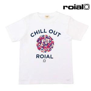 SALE セール キッズ 半袖 Tシャツ roial ロイアル KTS032 FF1 C30 murasaki