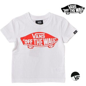 SALE セール キッズ 半袖 Tシャツ VANS バンズ VANS-KT02 (100cm〜160cm) FF1 D6|murasaki