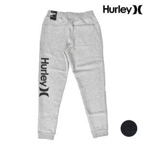 キッズ ロング パンツ Hurley ハーレー AO2213 (130cm〜160cm) 男の子 女の子 カジュアル ボトムス ロンパン 秋 冬 ジュニア FF3 H13|murasaki