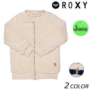 SALE セール キッズ ジャケット ROXY ロキシー TZP174052 (130cm〜150cm) EX3 K15 murasaki
