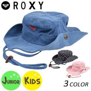キッズ ハット ROXY ロキシー THT181431 FX1 B19 MM|murasaki