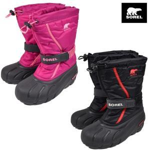 ジュニア ウィンターブーツ SOREL ソレル NY1885 YOUTH FLURRY ユースフルーリー 冬 ブーツ スノーブーツ ウォータープルーフ FF3 K19|murasaki