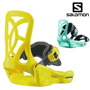 送料無料 キッズ スノーボード バインディング ビンディング SALOMON サロモン GOODTIME グッドタイム 17-18モデル EE K31 MM|murasaki