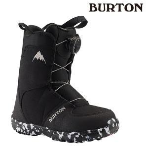キッズ ジュニア スノーボード ブーツ BURTON バートン GROM BOA グロム ボア 19...