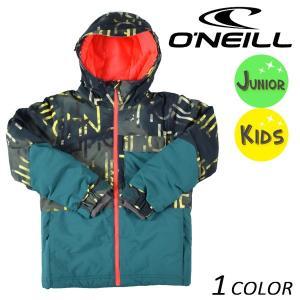 スノーボード ウェア ジャケット ONEILL オニール 645601 17-18モデル キッズ EX A18 MM murasaki