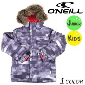 スノーボード ウェア ジャケット ONEILL オニール 685600 17-18モデル キッズ EX A18 MM murasaki