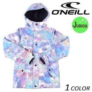 スノーボード ウェア ジャケット ONEILL オニール 686601 17-18モデル キッズ EX A18 MM murasaki