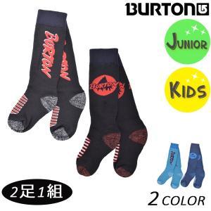 キッズ ソックス BURTON バートン BOYS WEEKEND 2PACK ボーイズ ウィークエンド 15171102 2足1組 EE K24|murasaki