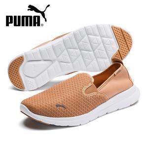 レディース シューズ PUMA プーマ PUMA Flex Essential Slip On プー...