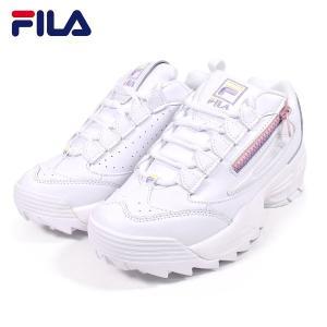 【FILA】フィラのレディーススニーカー。 厚底のデザインでアクセントを効かせたスニーカーが登場♪ ...