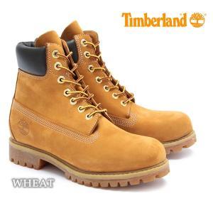 送料無料 メンズブーツ Timberland ティンバーランド 6インチ プレミアム ブーツ 10061 WW H25|murasaki