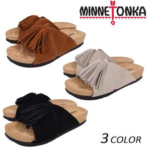 SALE セール レディース サンダル MINNETONKA ミネトンカ MILA 799861 国内正規品 FF1 D21|murasaki