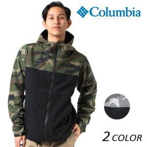送料無料 メンズ ジャケット Columbia コロンビア Vizzavona Pass Patterned Jacket PM3361 EE3 I19|murasaki