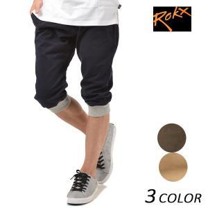 SALE セール メンズ 七分丈 クロップド パンツ ROKX ロックス COTTONWOOD CROPS RXMF015 ロングパンツ ショートパンツ FX1 D13|murasaki