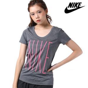 レディース 半袖 Tシャツ NIKE ナイキ 851587 EE3 H18|murasaki