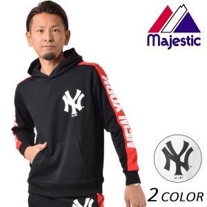 メンズ パーカー Majestic マジェスティック MM06-NYK-8SH01 FX1 A7|murasaki