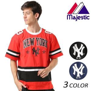 SALE セール メンズ 半袖 Tシャツ Majestic マジェスティック01-NYK-8S15 FX1 D6 murasaki