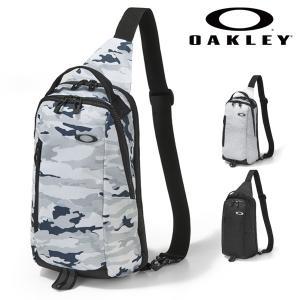 ショルダーバッグ OAKLEY オークリー ESSENTIAL SLING 2.0 921399JP FFS B27 MM|murasaki