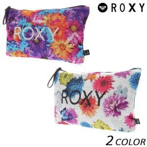 クラッチバッグ ROXY ロキシー M / mika ninagawa コラボレーションモデル ROA182007 FXS E14 MM|murasaki