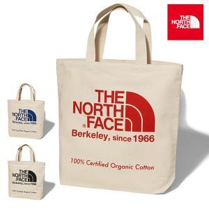 トートバッグ THE NORTH FACE ノースフェイス TNF ORGANIC COTTON T...