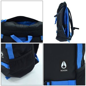 送料無料 バックパック NIXON ニクソン Landlock Backpack2 ランドロック バックパック C1953 EEF H31|murasaki|03