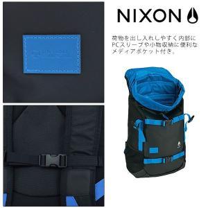 送料無料 バックパック NIXON ニクソン Landlock Backpack2 ランドロック バックパック C1953 EEF H31|murasaki|04