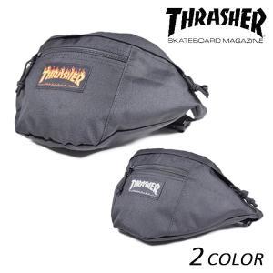 ボディーバッグ THRASHER スラッシャー THRFL-3900 EX L25 murasaki